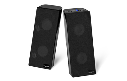 Creative N400 USB Powered  Notebook Speaker System