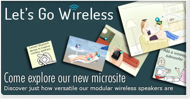 Let's Go Wireless - Come explore our new microsite