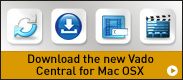 Download the new Vado Central for Mac OSX